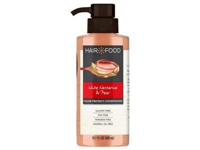 Hair Food Conditioner, White Nectarine & Pear, 10.1 fl oz