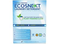 ECOSNEXT Laundry Detergent Liquidless, Free & Clear, 50 Count, 175 g - Image 2