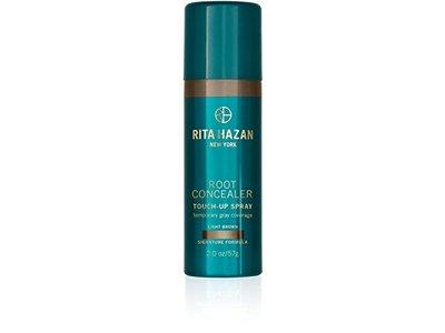 Rita Hazan Root Concealer Touch Up Spray, Light Brown, 2 Fluid Ounce - Image 1