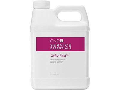 CND Service Essentials Offly Fast Moisturizing Remover, 32 oz