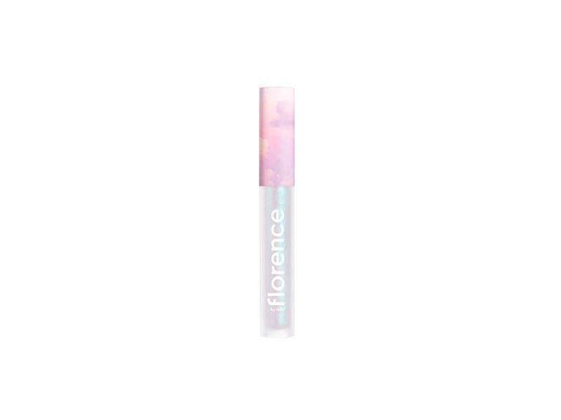 Florence By Mills 16 Wishes Lip Gloss, Dreamy Mills, 0.13 fl oz/4 mL