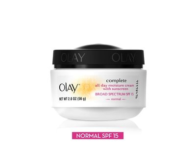 Olay Complete Lotion Moisturizer with SPF 15 for Normal Skin