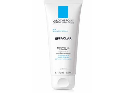 La Roche-Posay Effaclar Medicated Gel Face Cleanser