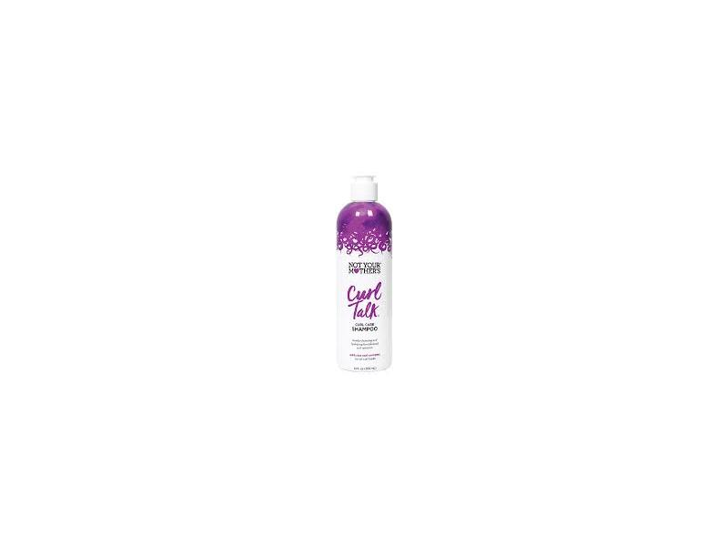 Not Your Mother's Curl Talk Curl Shampoo, 12 fl oz