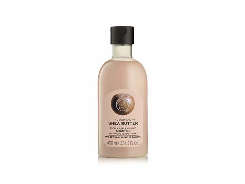 The Body Shop Richly Replenishing Shea Shampoo, 13.5 oz
