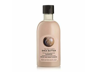 The Body Shop Richly Replenishing Shea Shampoo, 13.5 oz