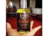 tgin Argan Replenishing and Hair Body Serum for Natural Hair, 4oz - Image 5