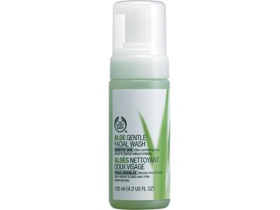 Aloe Gentle Facial Wash, The Body Shop - Image 4