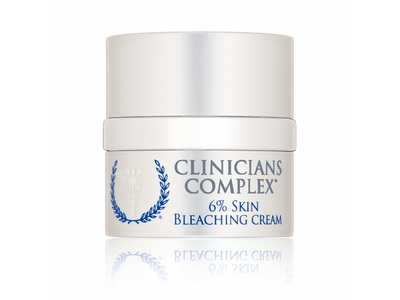 Clinicians Complex 6% Skin Bleaching Cream - Image 1