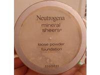 Neutrogena Mineral Sheers Loose Powder Foundation, Tan 80, 0.19 fl oz - Image 3