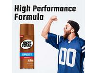 Right Guard Sport Original Deodorant Aerosol Spray, 2 Count - Image 8