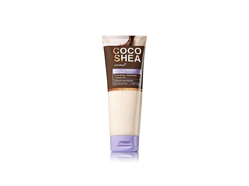 Bath & Body Works Signature Collection CocoShea Coconut Body Buff, 8 OZ