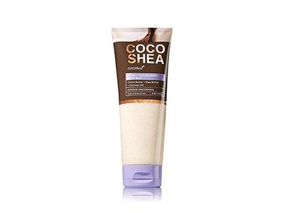 Bath & Body Works Signature Collection CocoShea Coconut Body Buff, 8 OZ