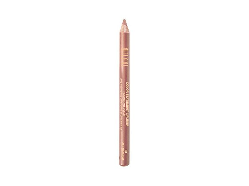 Milani Color Statement Lip Liner, All Natural, 0.04 Ounce