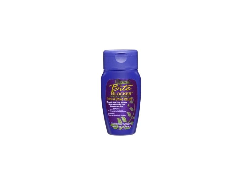 BiteBlocker Anti Itch & Insect Repellent Lotion, Homs LLC