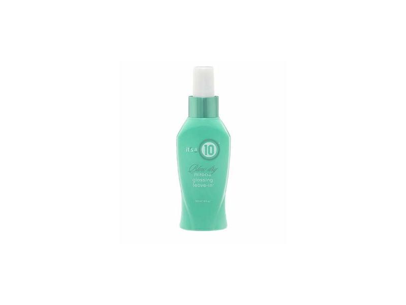 Its A 10 Blow Dry Glossing Leave-In, 4oz