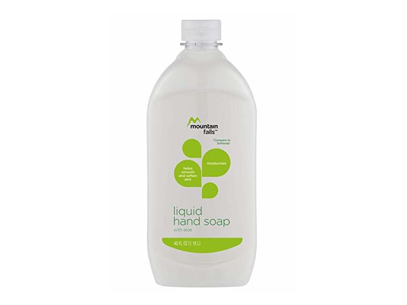 Mountain Falls Liquid Hand Soap with Aloe, 40 fl oz