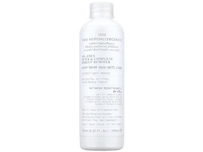 VMV Hypoallergenics Oil-Free Quick & Complete Makeup Remover, 5.07 fl oz