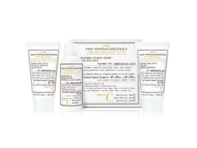 VMV Hypoallergenics Superskin Starts-Here-Set: Hydra Balance for Combination Skin