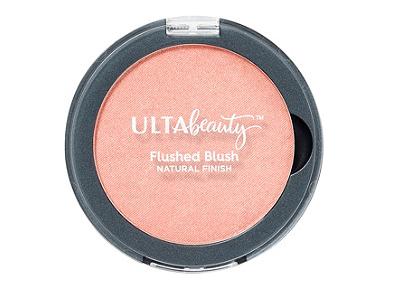 Ulta Beauty Flushed Blush, Peach, 0.13 oz/3.8 g