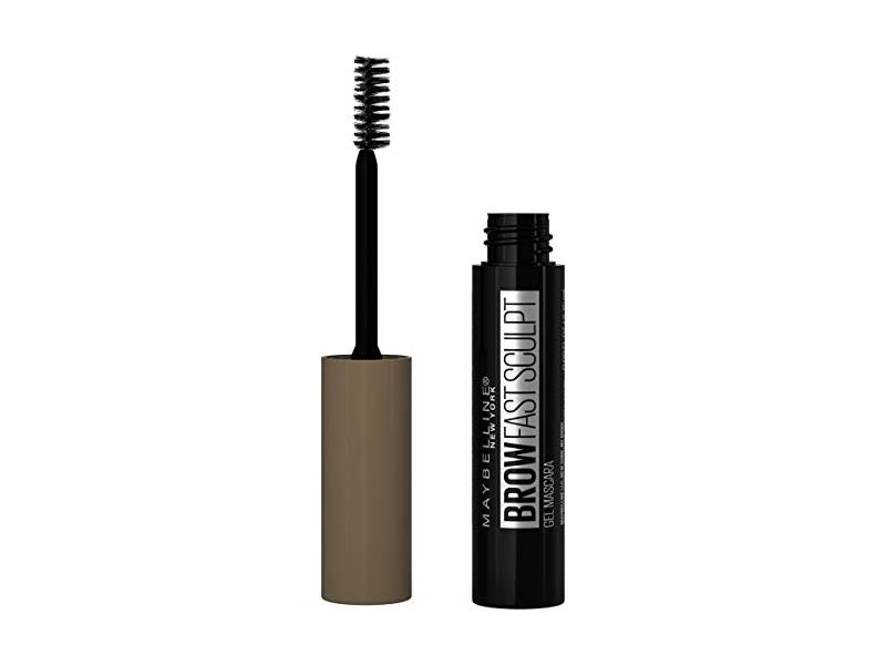 Maybelline Brow Fast Sculpt, Shapes Eyebrows, Eyebrow Mascara Makeup, Blonde, 0.09 Fl. Oz