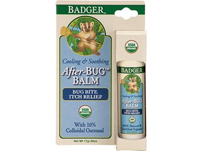 Badger Balm After-Bug Itch Relief Stick, .60 oz