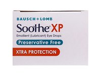 Soothe Xtra Protection Preservative Free Emollient Lubricant Eye Drops, 30 Count - Image 12
