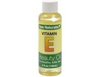Spa Natural Vitamin E Beauty Oil, 4 fl oz (Pack of 5) - Image 2
