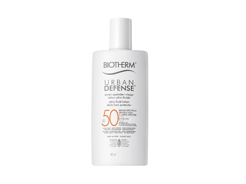 Biotherm Urban Defense Daily Face Protector, SPF 50, 40 mL