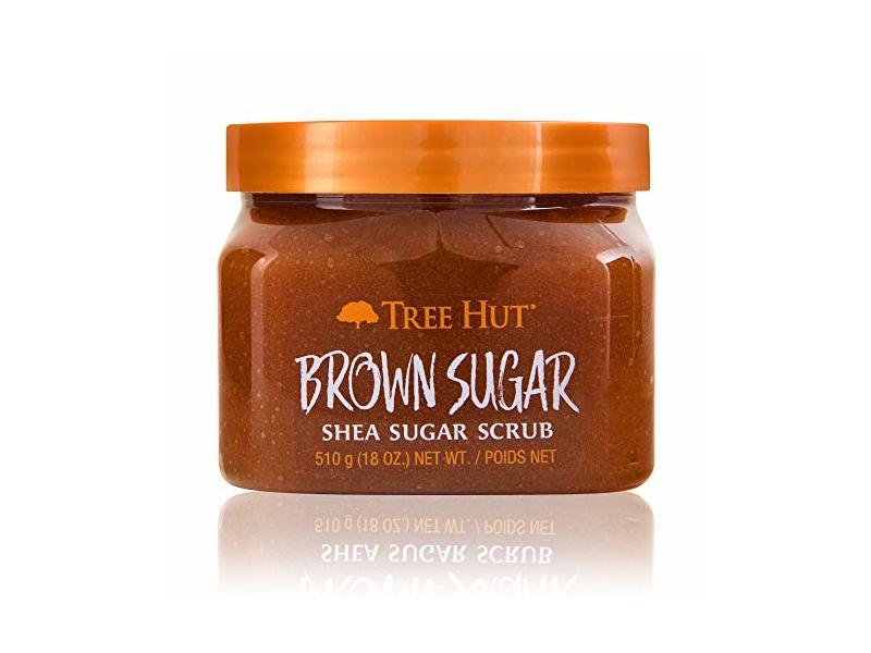 Tree Hut Shea Sugar Scrub Brown Sugar, 18oz