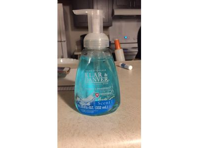 Klar & Danver Foaming Hand Wash, Fresh Scent, 11.25 fl oz
