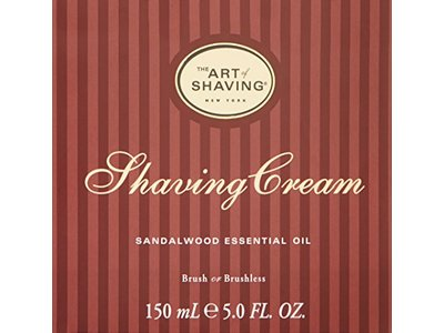 The Art of Shaving Shaving Cream, Sandalwood, 5 fl. oz. - Image 4