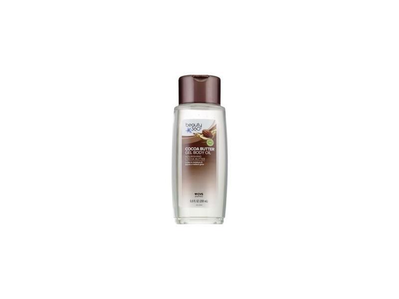 Beauty 360 Cocoa Butter Gel Body Oil