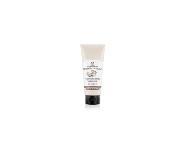 Warming Mineral Mask, The Body Shop