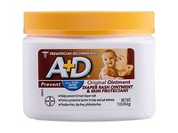 A+D Original Ointment Diaper Rash Ointment & Skin Protectant, 1 lb - Image 2
