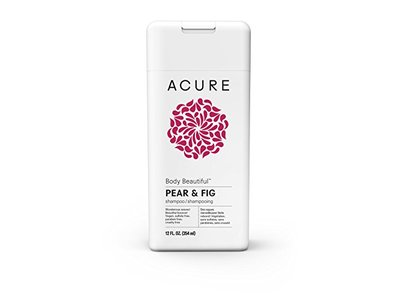 Acure Body Beautiful Shampoo, Pear & Fig, 12 Fluid Ounces - Image 1