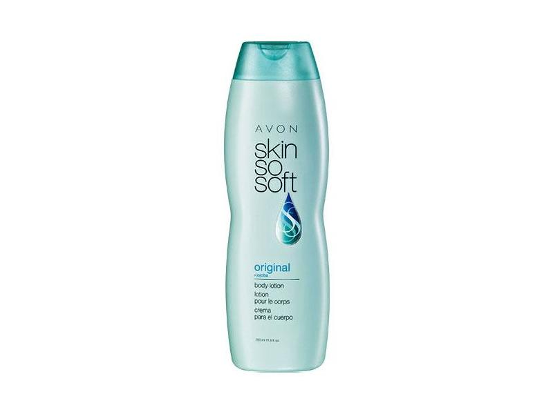 Avon Skin So Soft Original Body Lotion with Jojoba, 11.8 oz