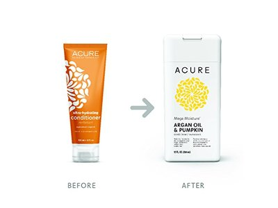 Acure Mega Moisture Conditioner, Argan Oil & Pumpkin, 12 Fluid Ounces - Image 3