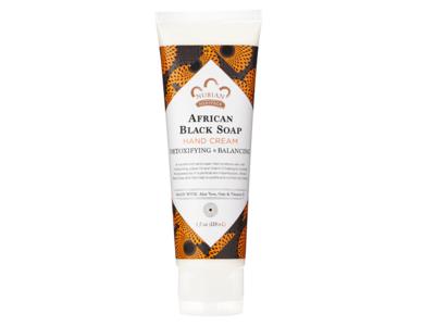 Nubian Heritage Black Soap Hand Cream, 4 fl oz