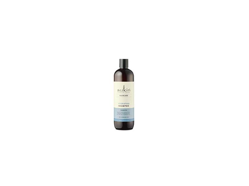 Sukin Hydrating Shampoo, Coconut & Lime, 16.9 fl. oz.