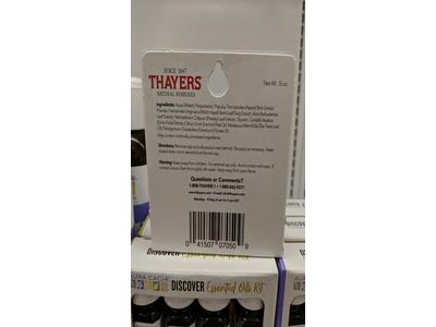 Thayers Blemish Stick, Lemon, 0.15 oz - Image 4