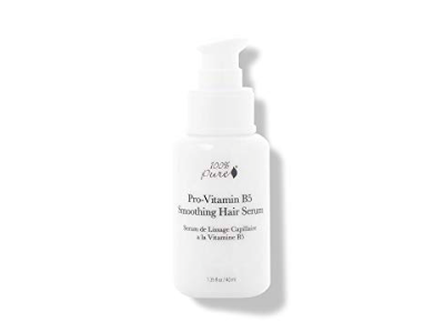 100% Pure Pro Vitamin B5 Smoothing Hair Serum, 1.35 oz