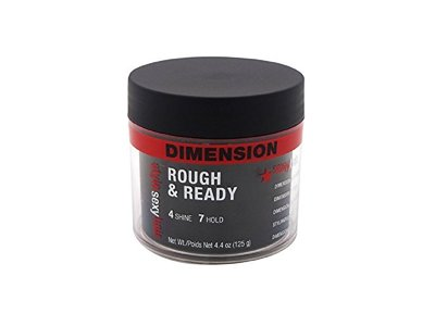 Sexy Hair Sysh Rough and Ready Dimension Pomade with Hold, 4.4 Ounce