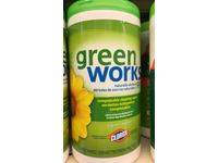 Greenworks Compostable Cleaning Wipes, 62 ct - Image 3