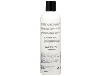 MenScience Androceuticals Daily Shampoo, 12 fl. oz. - Image 3