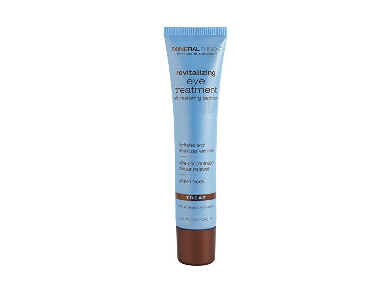 Mineral Fusion Revitalizing Eye Treatment, 1.0 oz