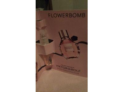FlowerBomb By Viktor & Rolf Eau De Parfum, 0.05 fl oz - Image 3