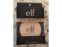 E.l.f. Cosmetics Metallic Flare Highlighter, White Gold, 0.18 oz / 5 g - Image 4