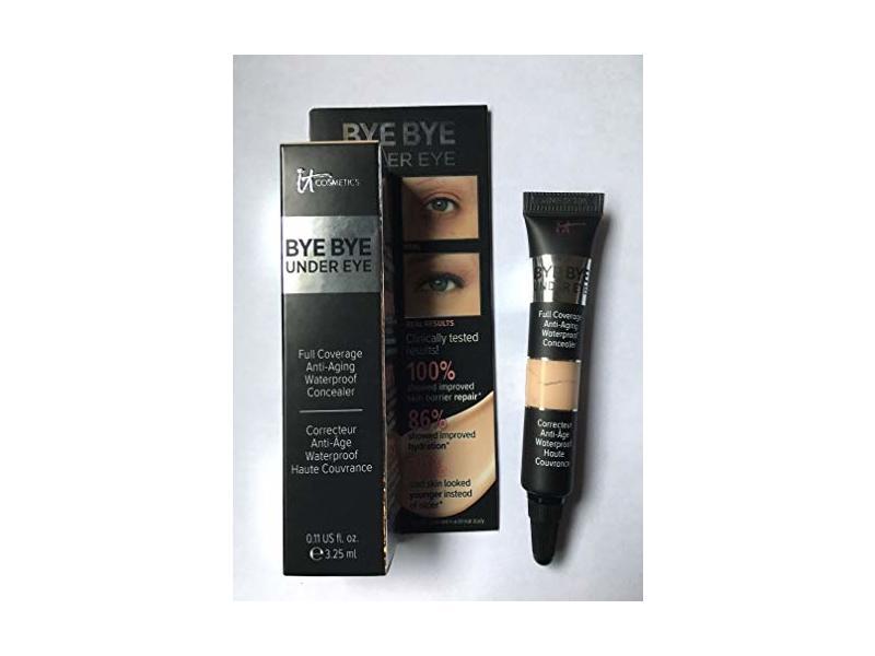 It Cosmetics Bye Bye Under Eye Concealer, 20.0 Medium, 0.11 fl oz/3.25 mL