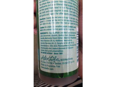 Aloe Life Skin Gel Intimate Skin Treatment, 4 oz - Image 4